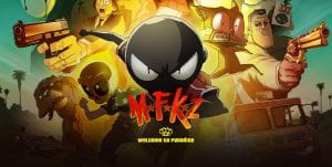What In The Heck Is MFKZ? A Dark Animation That Mixes Anime, Film Noir, & Lucha Libre!