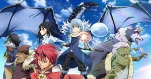 That Time I Got Reincarnated as a Slime – Episode 1, 2 & 3: First Impression & Review!