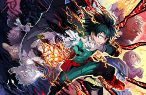 A My Hero Academia Live-Action Movie Is  In Development By Legendary & I Think That This *May* Actually Work!
