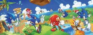 IDW's Sonic The Hedgehog (2018) Could Serve A Source For Future Sonic Games Narrative!