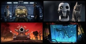 Love, Death & Robots – An 18-Part Anthology Animated Show By Directors Tim Miller (Deadpool) & David Fincher (The Social Network, Seven)