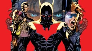 "DC Needs To Stop Trying To ""Answer"" Marvel's Work! Warner Animation Group Are Developing A 'BATMAN BEYOND' Film Answer 'Spider-Man: Into The Spider-Verse'!"