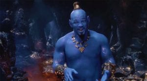 Will Smith As The Genie in Disney's Aladdin Was Not What I Was Expecting!