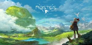 Nostos – A Beautiful Cross-Platform Open World Multiplayer Game for PC & VR