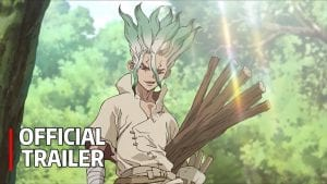 This Dr. Stone Anime Looks Pretty Dope So Far! Premieres July 2019!