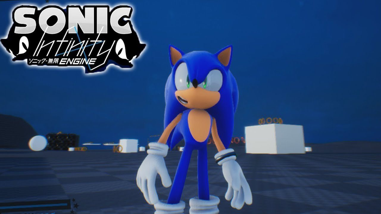 Should Sega Use The Sonic Infinity Engine A Fan Made Engine That Gives A Glimpse At A Sonic Game We Deserve Omnigeekempire