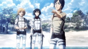 Attack on Titan Season 3 Episode 59 – The Other Side of the Wall Review
