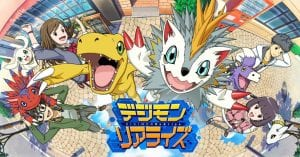 New Digimon ReArise Mobile Game Coming To West In 2019!
