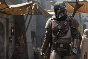 Star Wars: The Mandalorian Looks Real Good Right Now! Nice Enough, That I'm Actually Considering Disney+ Subscription!