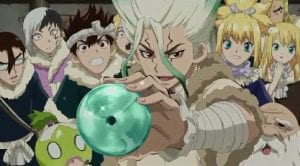 Dr. STONE Episode 24 – Voices Over Infinite Distance Review