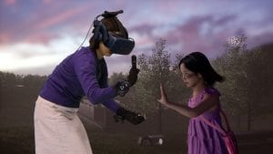 Mother That Reunited With Deceased Daughter In VR Show Makes You Question The Ethical Implications Of It!