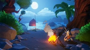 Windbound – Brave The Storm: A Beautiful Rogue-like 3rd-Person Survival Adventure!