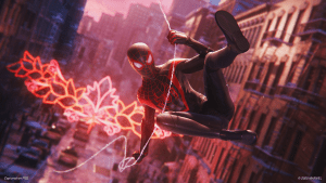 Marvel's Spider-Man: Miles Morales For The PS5!