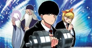 Mashle: Magic and Muscles Chapter First Impression – This Manga's Funny As Hell!