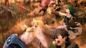The Rising of the Shield Hero Season 2 Announced! Coming 2021!