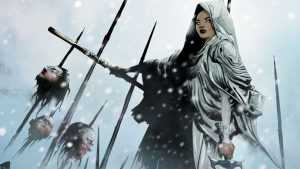 Niobe: A Comic About An Orphaned Wild Elf Teenager In Volatile Fantasy World Of Asunda!