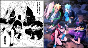 Naruto Creator Kishimoto Will Start Writing The Boruto Manga Again