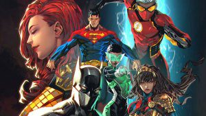 DC Comics Rumored To Close According To Van Sciver!