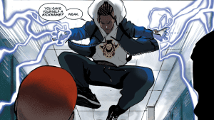 New Static Comic 2021 (Milestone Returns #0) Illustrates The Problem With Modern Writing Of Black Characters!