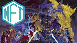 Bandai's Digimon Franchise & NFT Technology Are A Match Made In Heaven!